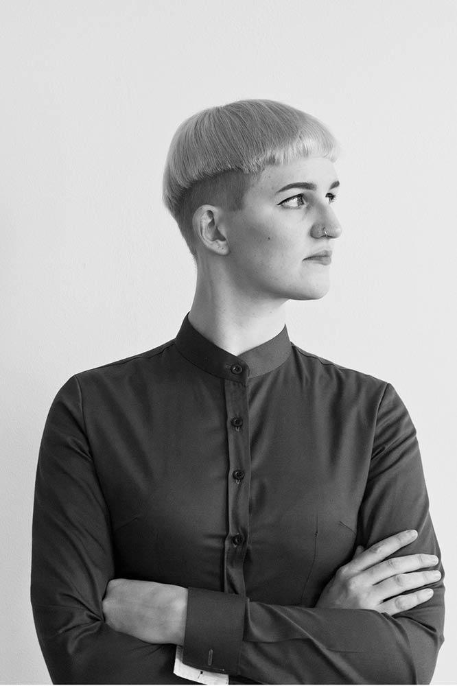 Lena von Goedeke Portrait