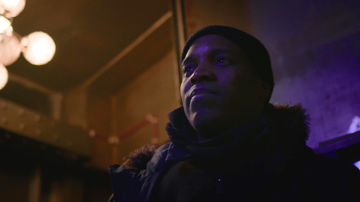 SPECIAL Berlinale Interview with Berlin Bouncer Frank Künster and Smiley Baldwin