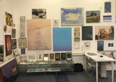 Meno Parkas Gallery