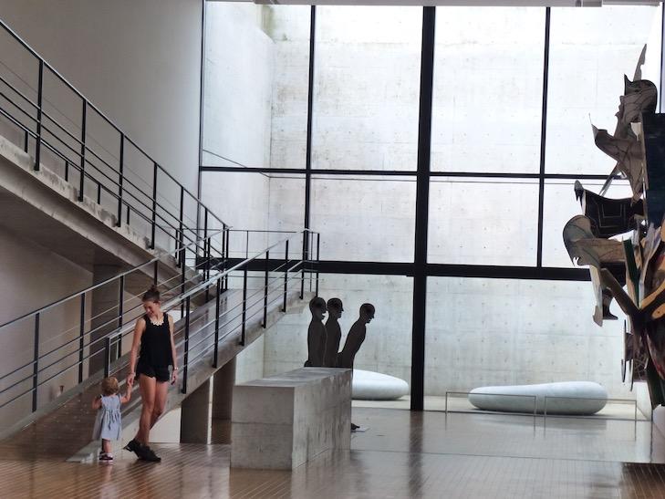 SPECIAL Barfuß bei Monet - Setouchi Triennale auf Naoshima 3