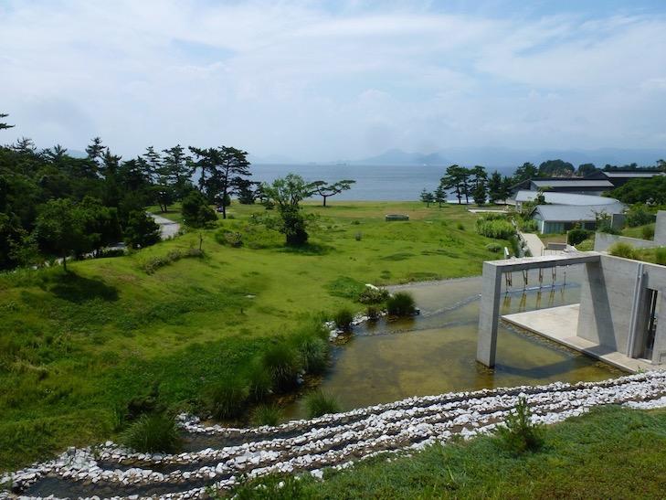 SPECIAL Barfuß bei Monet - Setouchi Triennale auf Naoshima 2