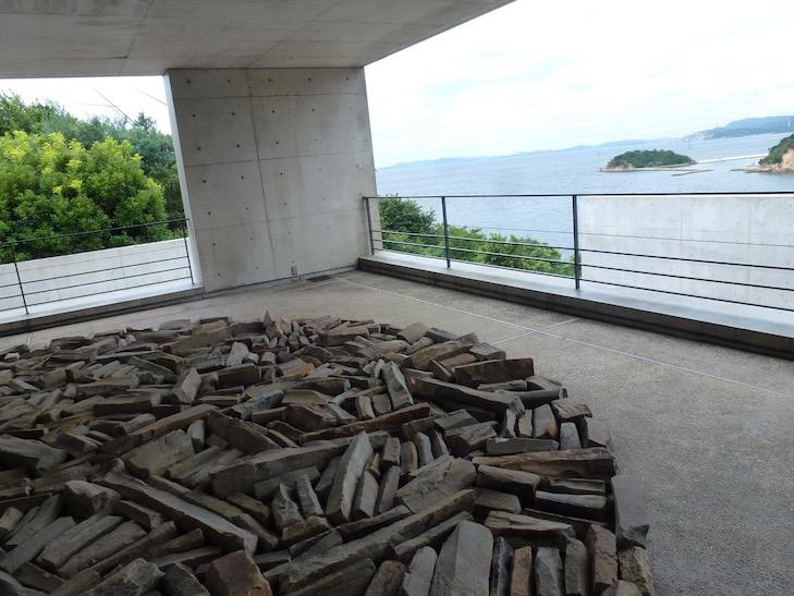 SPECIAL Barfuß bei Monet - Setouchi Triennale auf Naoshima 5