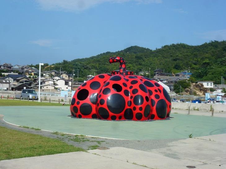 SPECIAL Barfuß bei Monet - Setouchi Triennale auf Naoshima 7