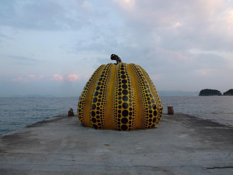 SPECIAL Barfuß bei Monet - Setouchi Triennale auf Naoshima 17