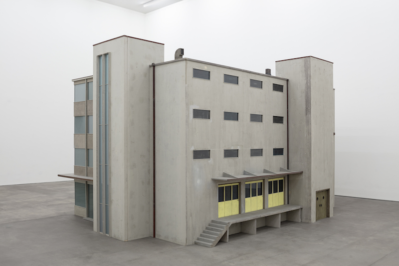 "Peter Fischli and David Weiss: ""HAUS"", installation view // Image courtesy Sprüth Magers // Photo: Timo Ohler"