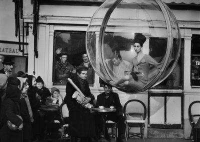 Holden Luntz Gallery Melvin Sokolsky Bar Du Baguette Paris