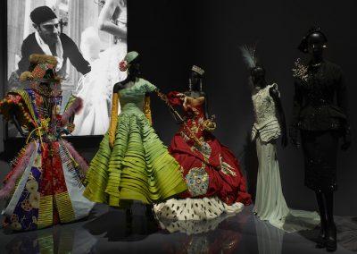 V&A_Christian Dior Designer of Dreams exhibition_Designers For Dior section (c) ADRIEN DIRAND (23)