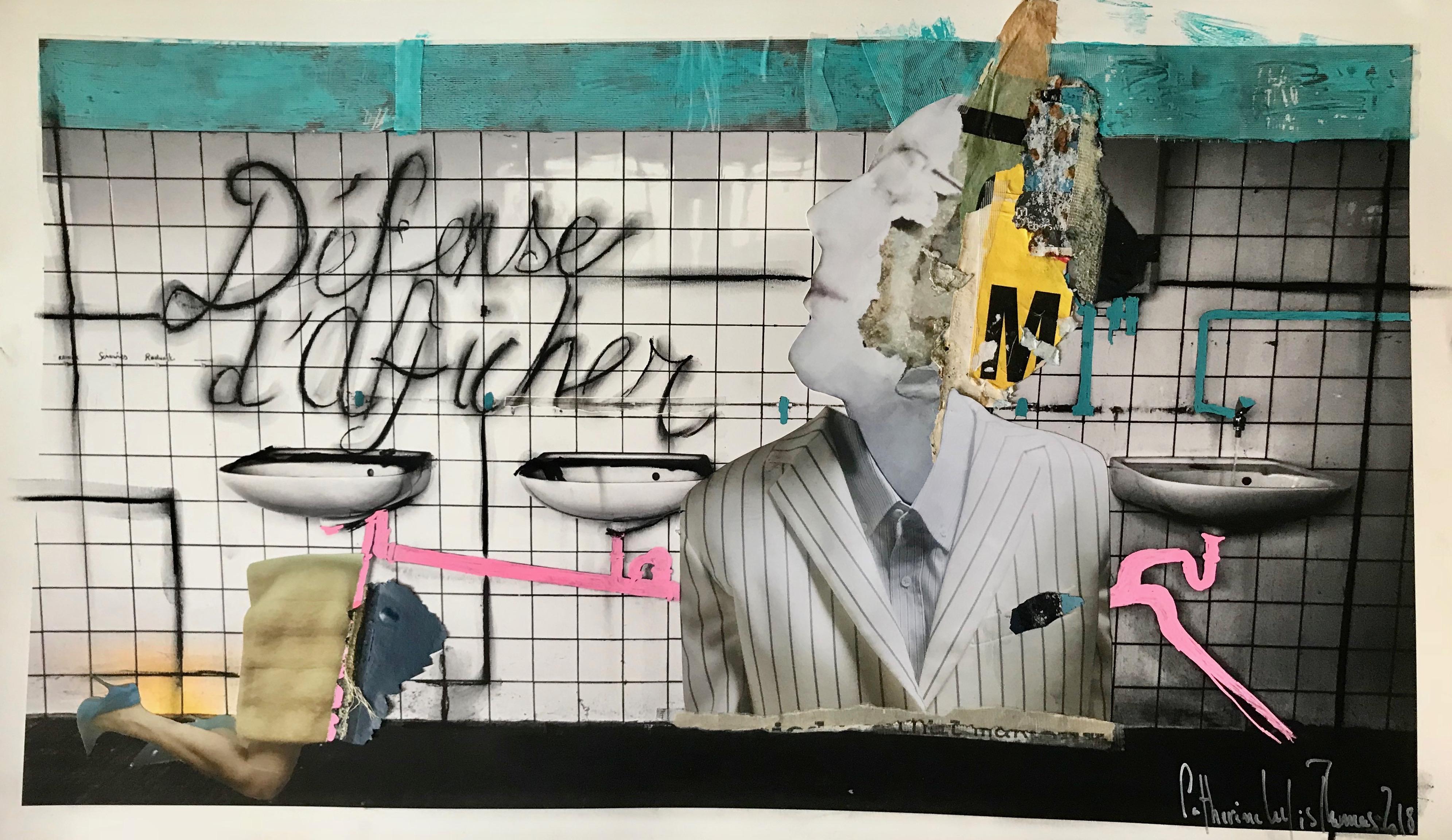 Edie Monetti, Malekula II, 2017, copyright Galerie Sabine Knust