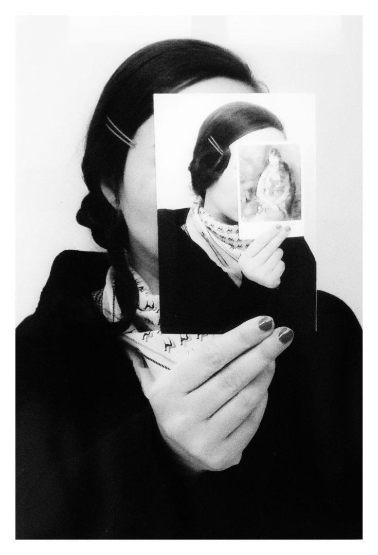 Portrait, Patricia Reinhart, 2019