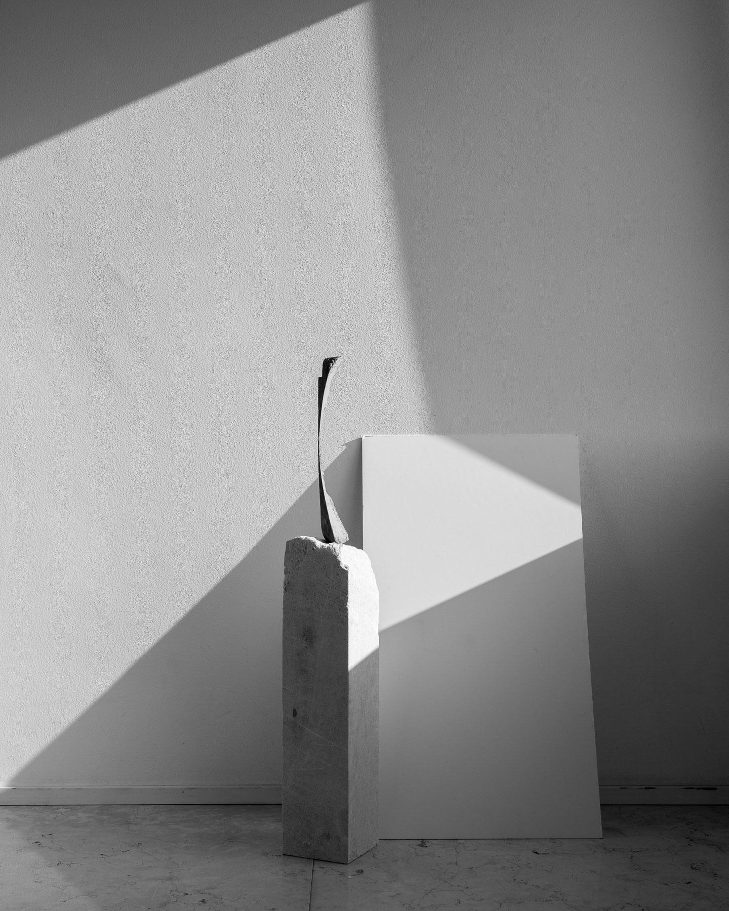 © 2019 Spazio Nuovo. Photograph by Marco Maria Zanin. 'Mezzogiorno Locale Vero' (2017) Fine art print on cotton paper