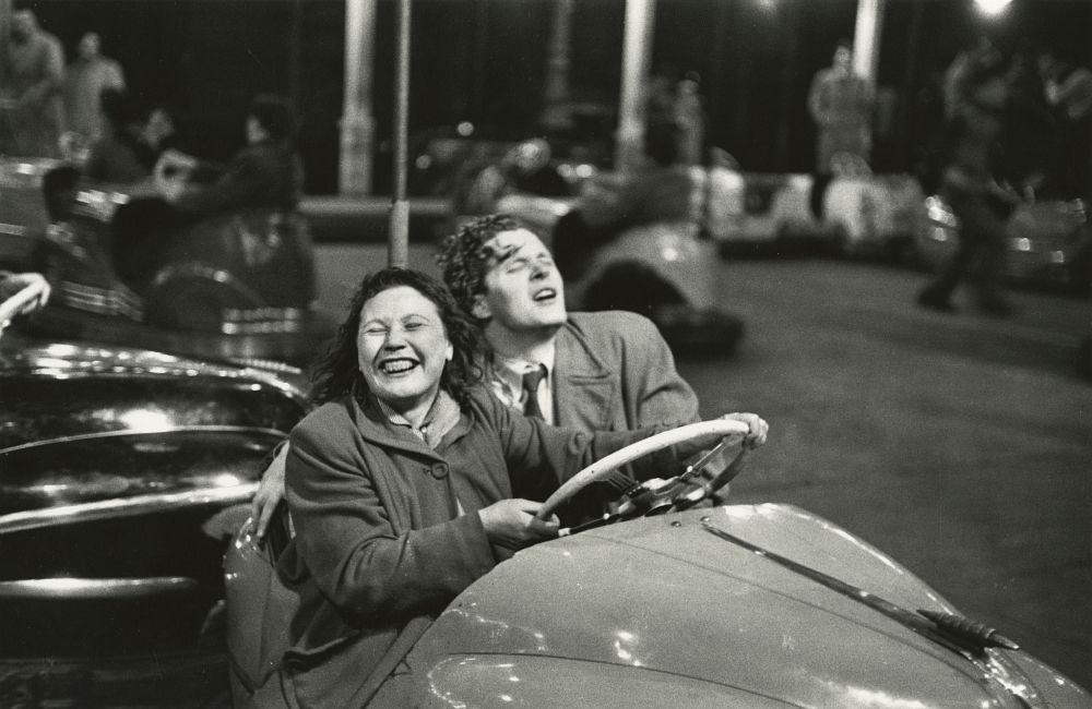Paris, 1952 © Robert Frank . Courtesy Sammlung der Fotostif-tung Schweiz, Winterthur