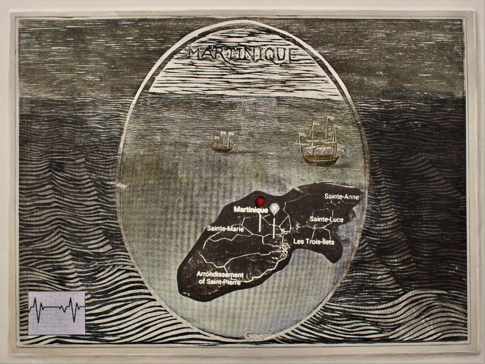Christine Dixie, Harbouring Fanon in Martinique