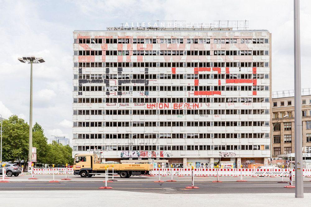 Berlin Art Week 2019, Statista, ALLESANDERSPLATZ ©Victoria Tomaschko
