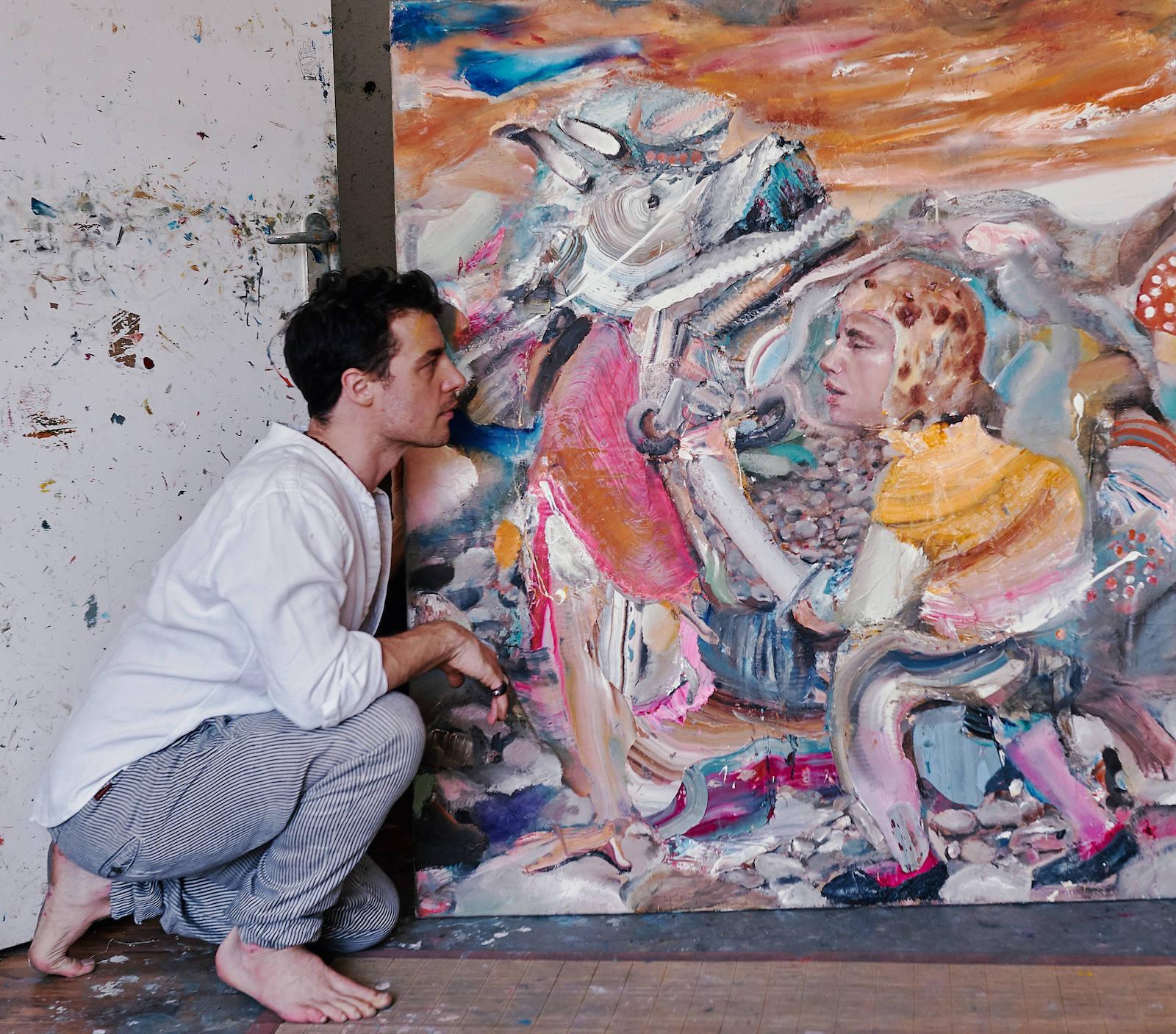 MON CŒUR FAIT VROUM with Stefano Bosis 1