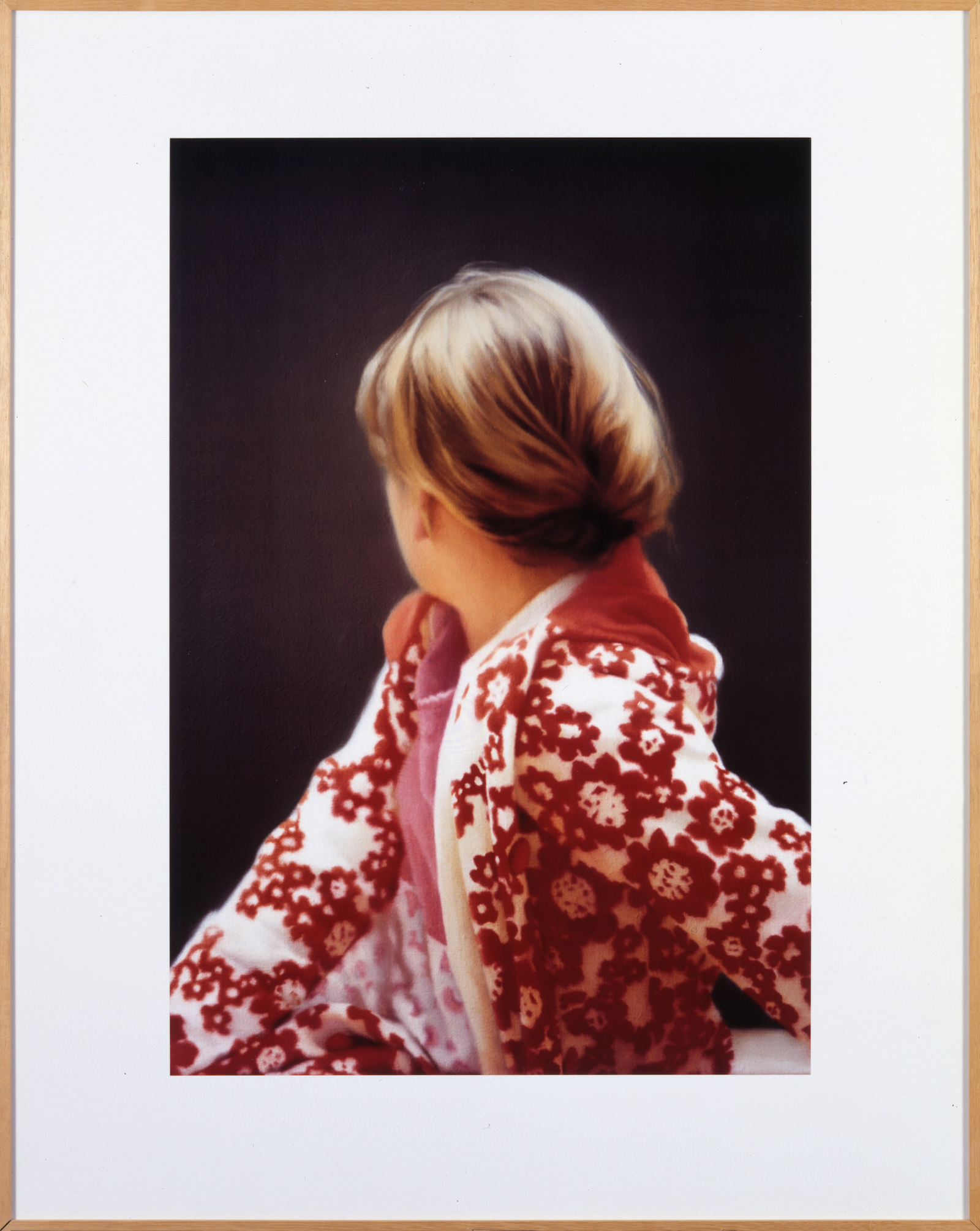 Gerhard Richter, Betty, 1991 © Gerhard Richter, 2019 (0124)