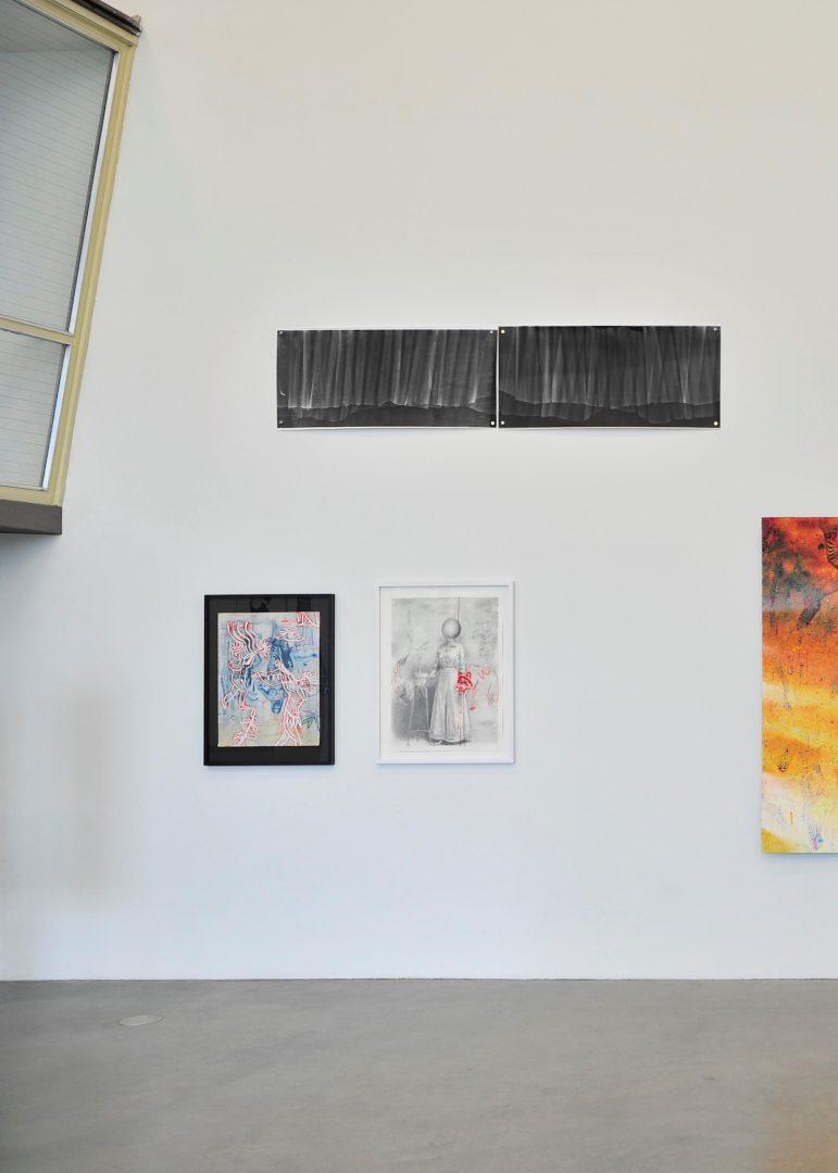 Paris Giachoustidis, LAST DANCE, 2018, Autocenter im KINDL, Ausstellungs-Ansicht