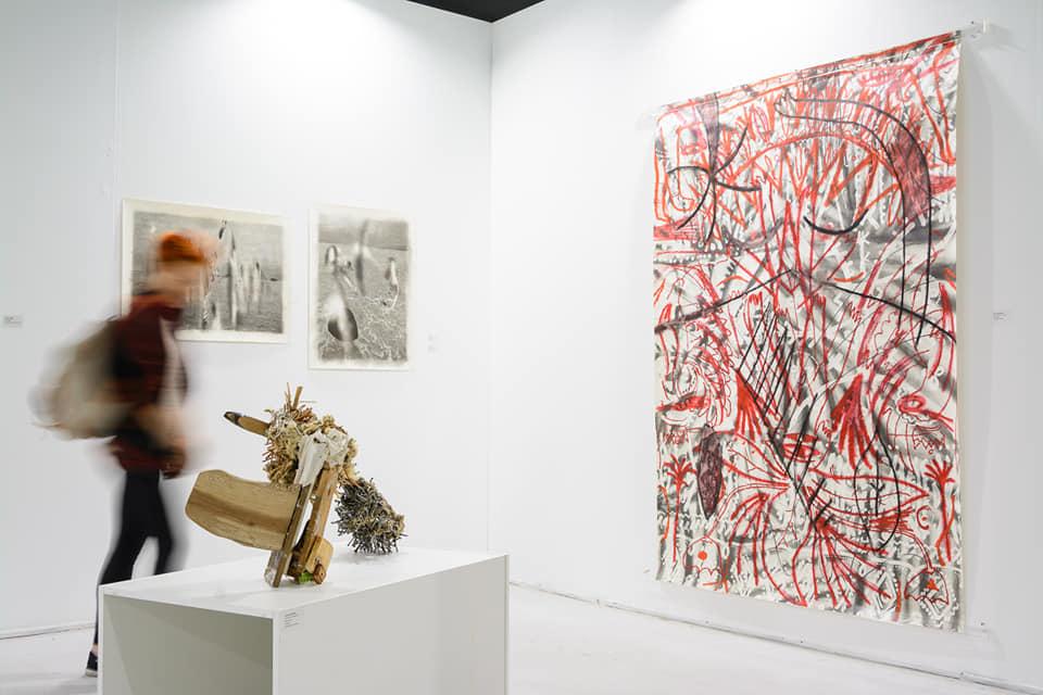 Paris Giachoustidis, Breath Greek Emerging Artist, Helexpo, Thessaloniki, Greece, 2019