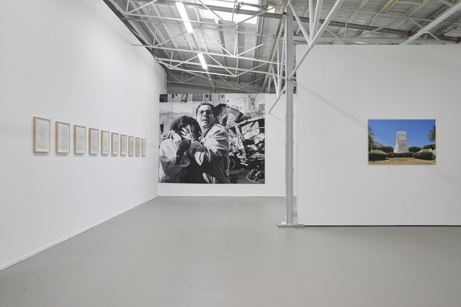 Katia Kameli: She Rekindled the Vividness of the Past, 2019 Installationsansicht Kunsthalle Münster | Installation view Kunsthalle Münster | Courtesy the artist Foto: Volker Renner | Photo: Volker Renner
