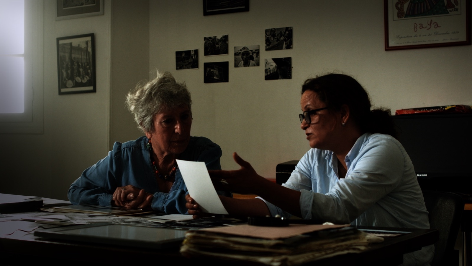 Katia Kameli, Le Roman Algérien (Chapitre 3), 2019 HD Video, 46' 59'' Courtesy the artist