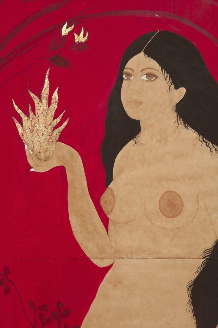 Hiba Schahbaz - the cosmos within 5