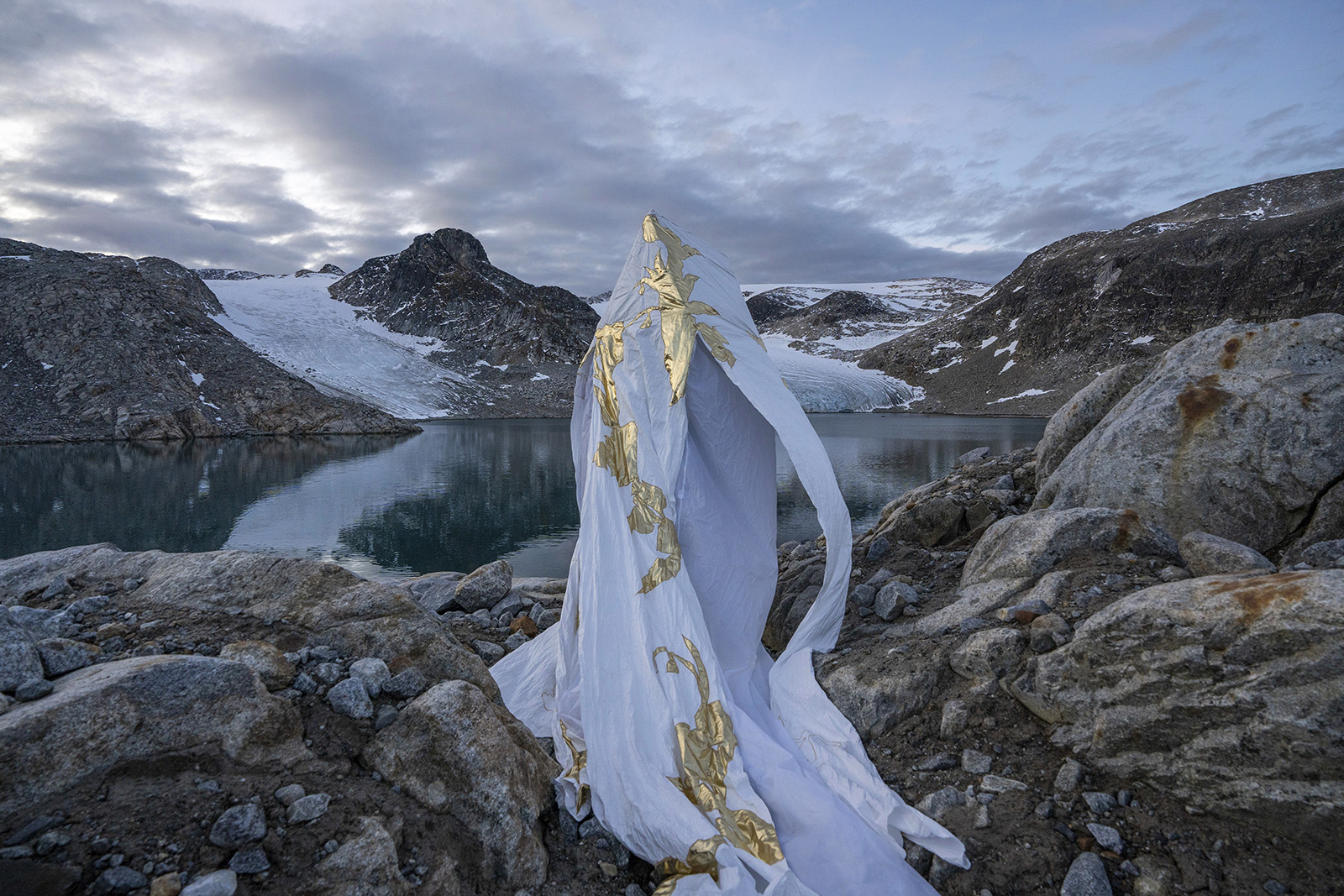 The Arctic Circle Residency, 2019, photo credit: Stephanie Imbeau