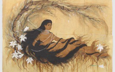 Hiba Schahbaz – the cosmos within