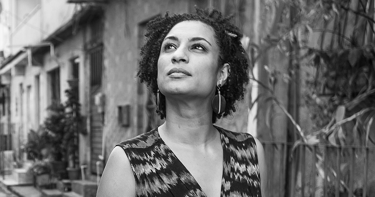 Marielle Franco who was murdered on March 14th, 2018 in Rio de Janeiro | photo credit: justiceformarrielle.com