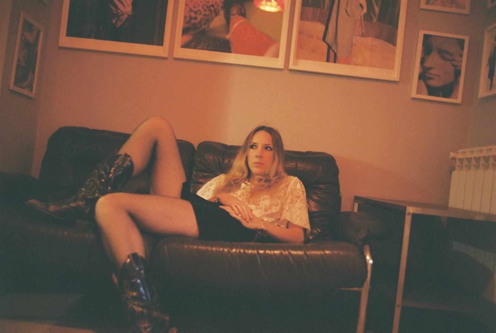 Laetitia Duveau, 2020 © Philippe Rocks