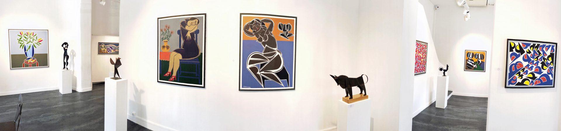 Hussein Madi | Mark Hachem Gallery Beirut