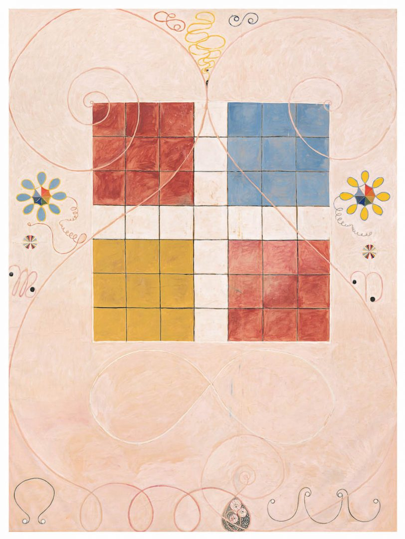 HILMA AF KLINT: Beyond the Visible #1 4