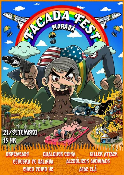 IGOR VIDOR: Allegory of Terror #2 17