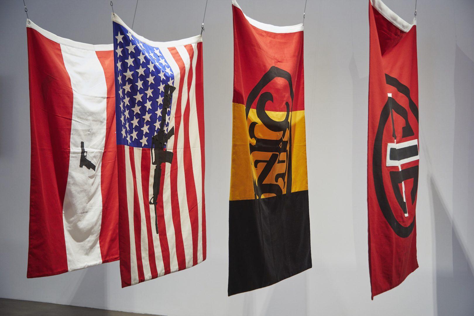 Igor Vidor, Against Again: Art under attack in Brazil , 2020, Shiva Gallery, New York