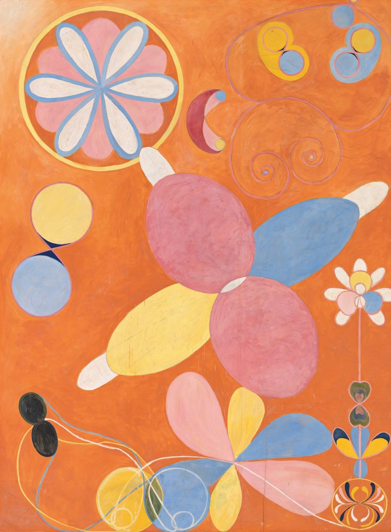 HILMA AF KLINT: Beyond the Visible #2 9