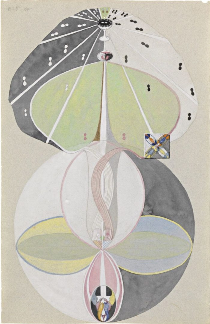 HILMA AF KLINT: Beyond the Visible #2 6