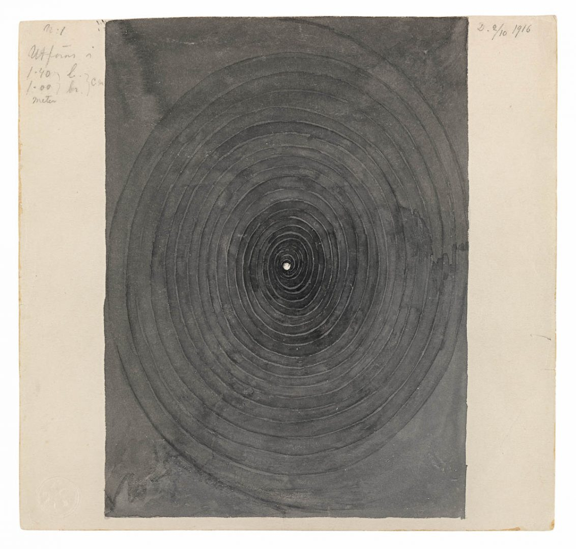 HILMA AF KLINT: Beyond the Visible #2 3