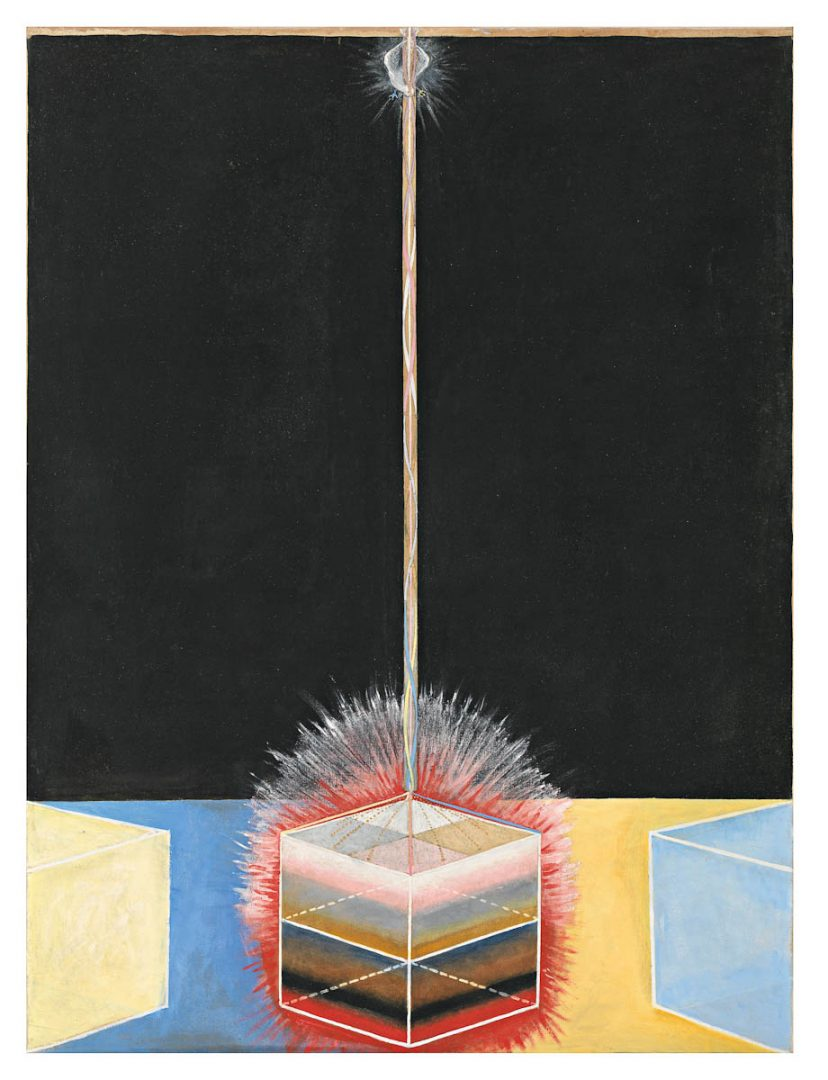 HILMA AF KLINT: Beyond the Visible #2 5