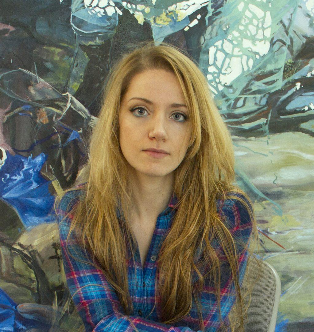 Lorella Paleni, Self Portrait