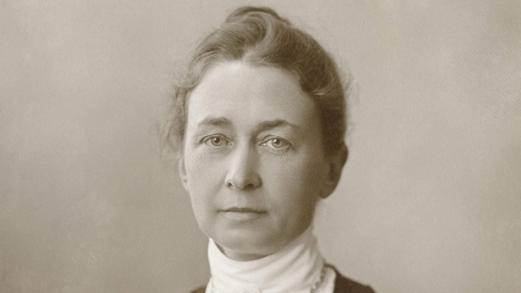 Hilma af Klint, Portrait, 1910