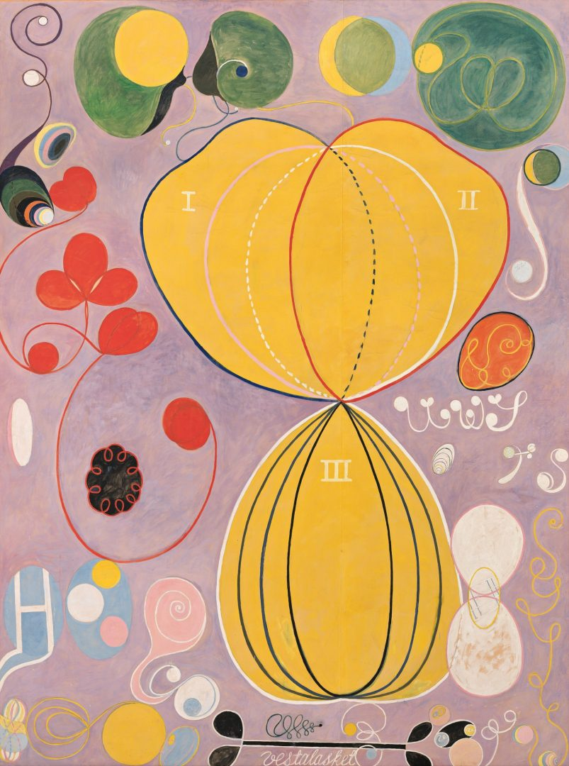 HILMA AF KLINT: Beyond the Visible #2 8