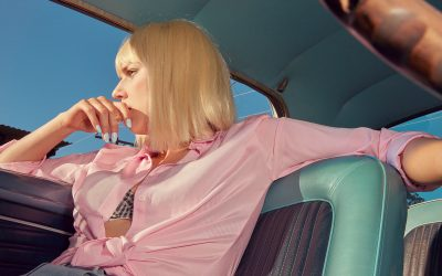KOURTNEY ROY, your favourite Delinquent 2