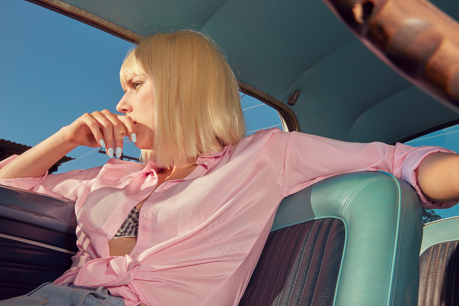 KOURTNEY ROY, your favourite Delinquent 19