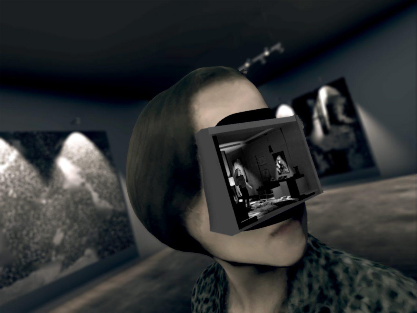 Lauren Moffatt, Beyond the Rubicon Image, Technology Echoes