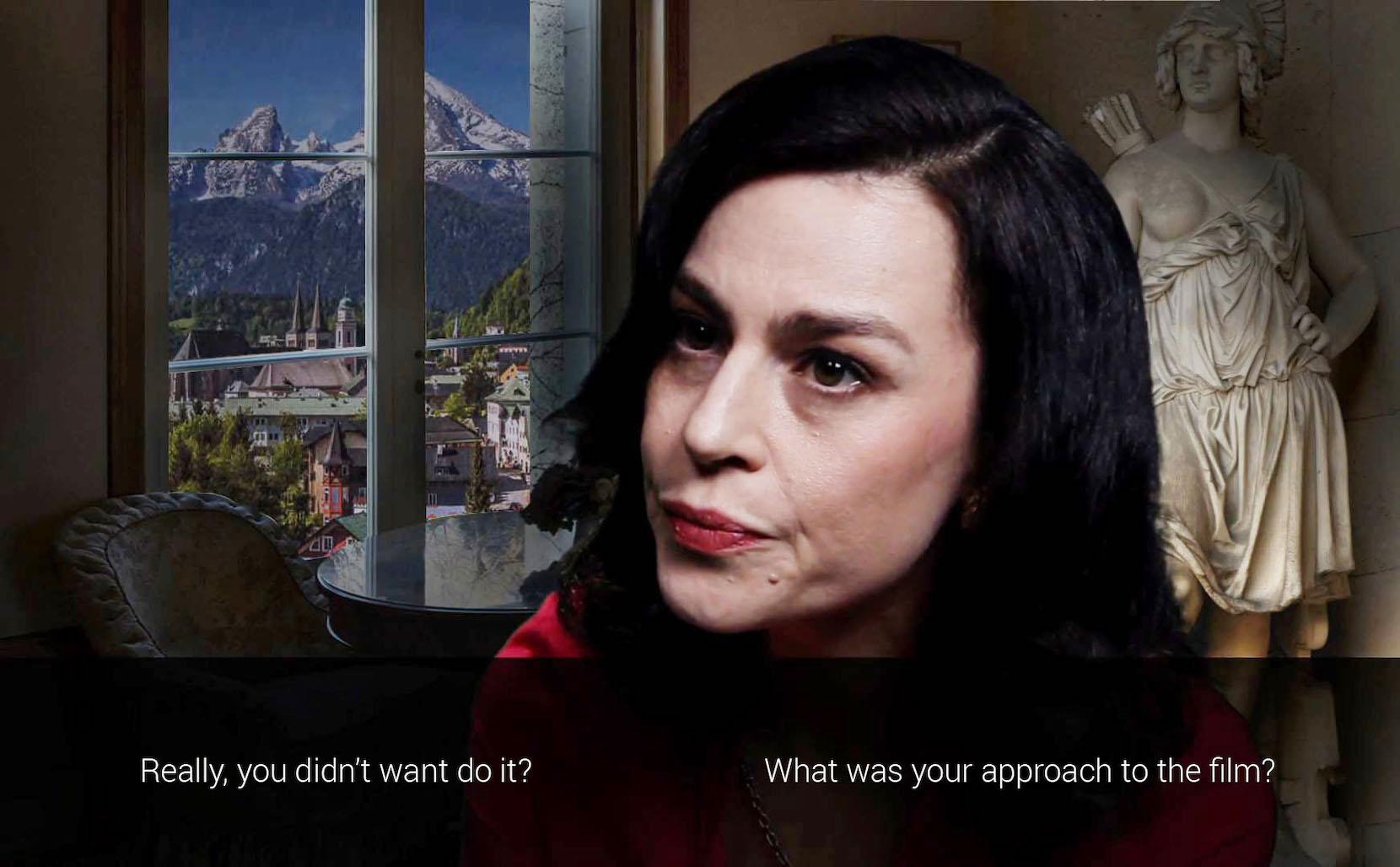 Sharon Paz, Dare to Dream, 2020, Interactive video HD, Video Still