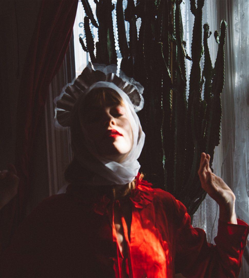 Hanna Katarina, Selfportrait