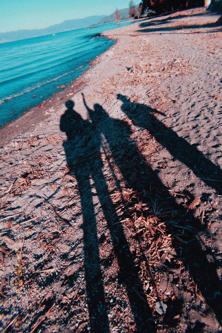 Shadows of LEMAT, Hanna & Rodrigo, photo by @sirlemat