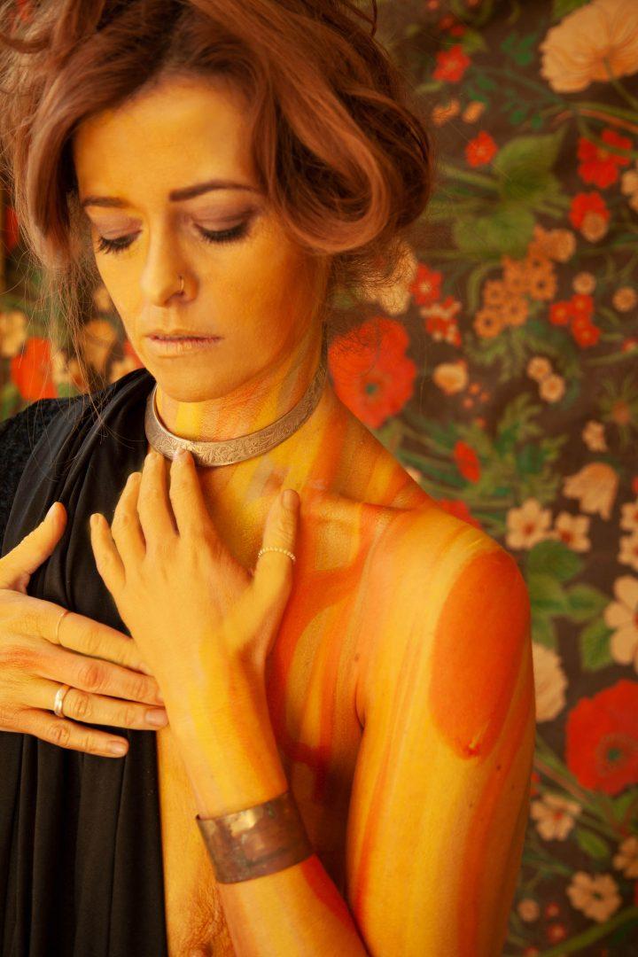 ALINA GROSS: Seduction 'au naturel' 1