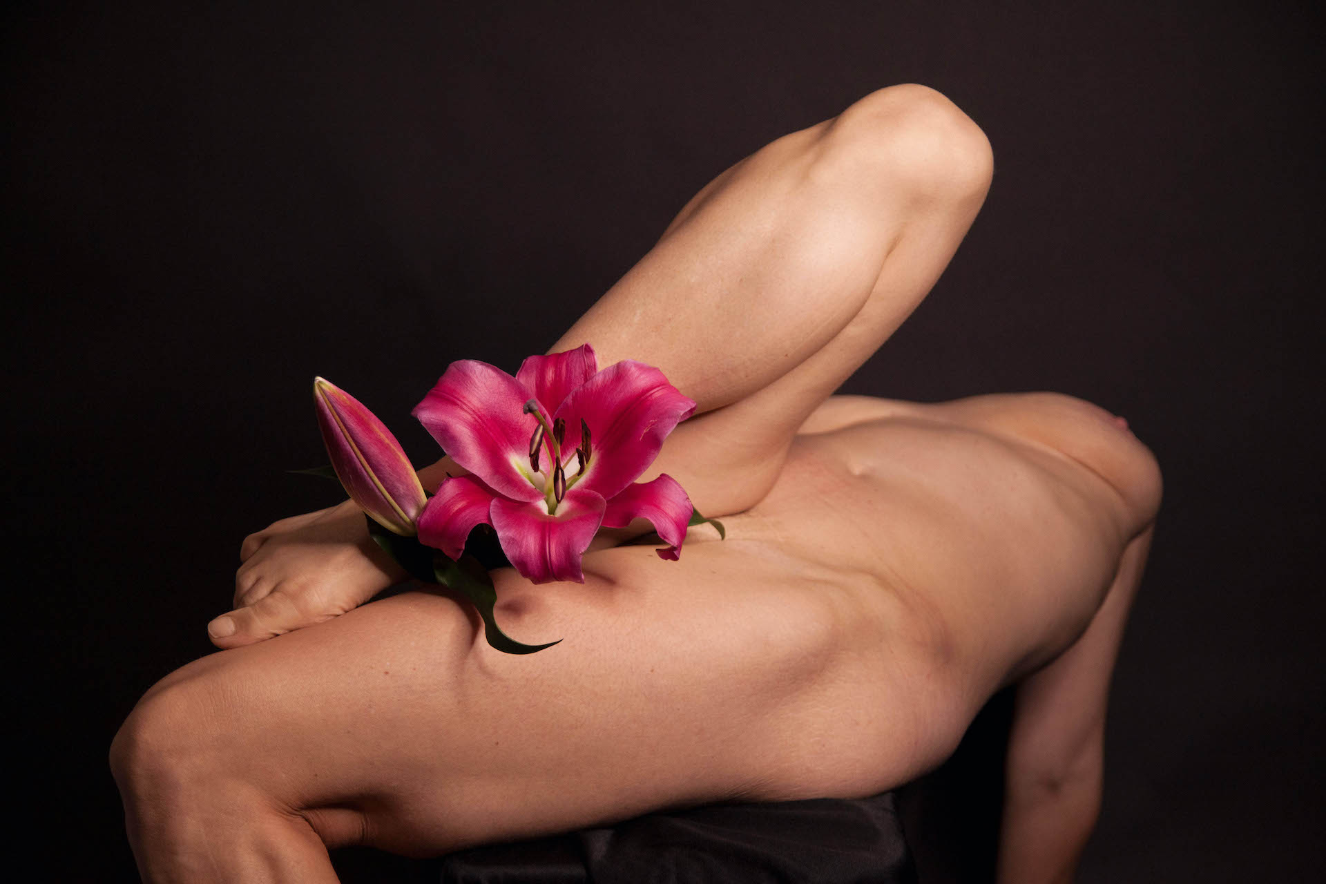 ALINA GROSS: Seduction 'au naturel' 3